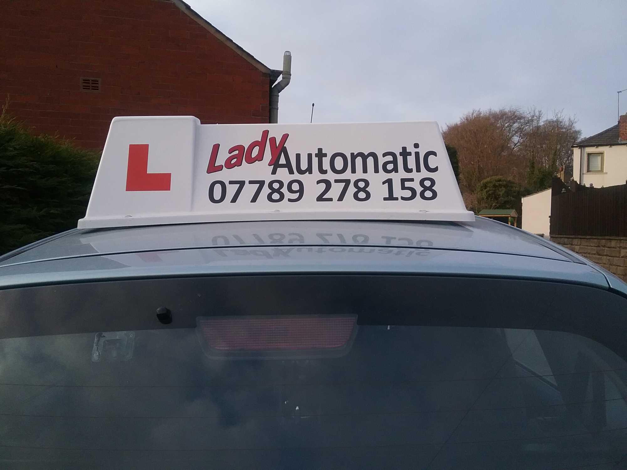 Lady Automatic